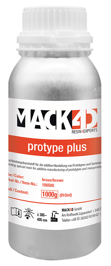 MACK4D - Protype plus